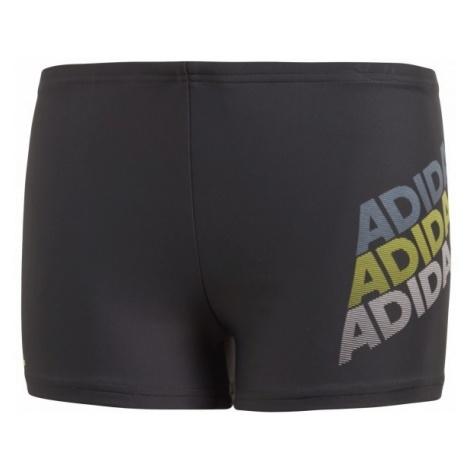 adidas YB LIN BX - Kąpielówki chłopięce