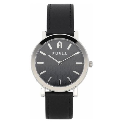 Zegarek FURLA - Minimal Shape WW00003-VIT000-O6000-1-003-20-CN-W Nero