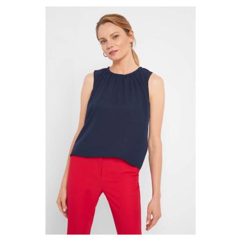 Elegancka bluzka bez rękawów Orsay