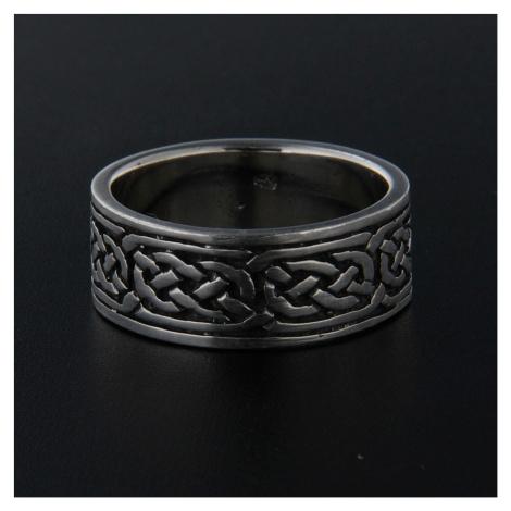 Pierścionek srebrny 13964