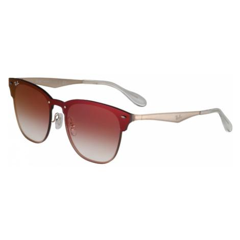 Ray-Ban Okulary przeciwsłoneczne '0RB3576N' brąz / czerwony