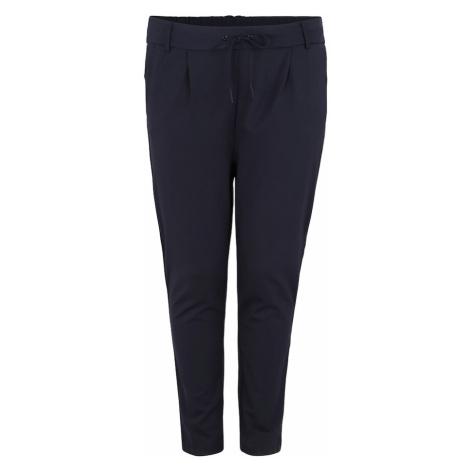 ONLY Carmakoma Spodnie ciemny niebieski