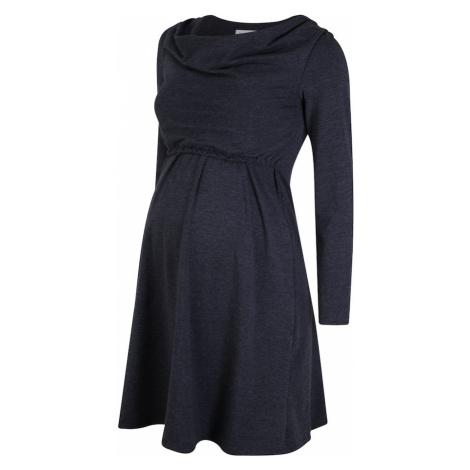 Bebefield Sukienka 'Sienna' nakrapiany niebieski