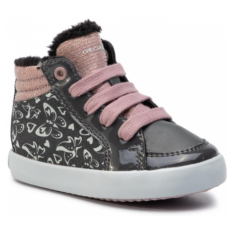 Sneakersy GEOX - B Gisli G. B B941MB 002AU C9002 M Dk Grey