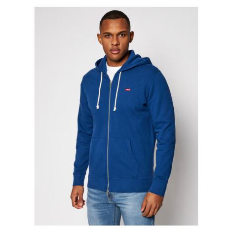 Levi's® Bluza New Orginal 34584-0003 Granatowy Standard Fit Levi´s