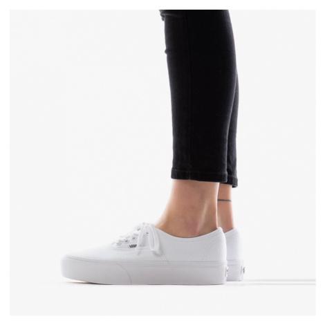 Buty damskie sneakersy Vans Authentic Platform VA3AV8W00