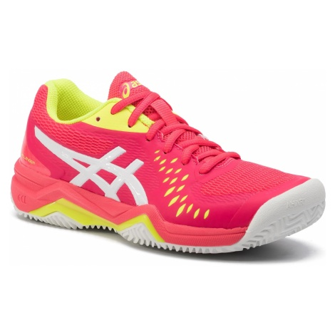 Buty ASICS - Gel-Challenger 12 Clay 1042A039 Laser Pink/White 705