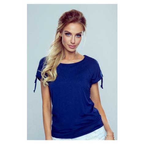 Eldar Woman's Blouse Erwina Navy Blue