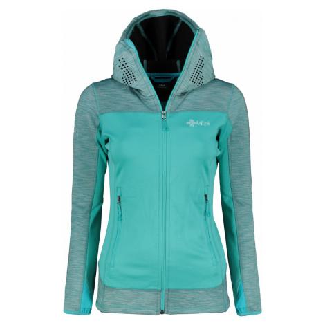 Women's fleece hoodie Kilpi ASSASIN W