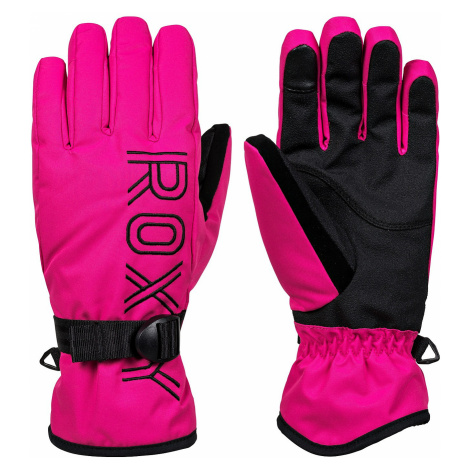 rękawiczki Roxy Freshfield - MML0/Beetroot Pink