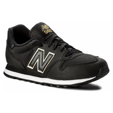 Sneakersy NEW BALANCE - GW500KGK Czarny