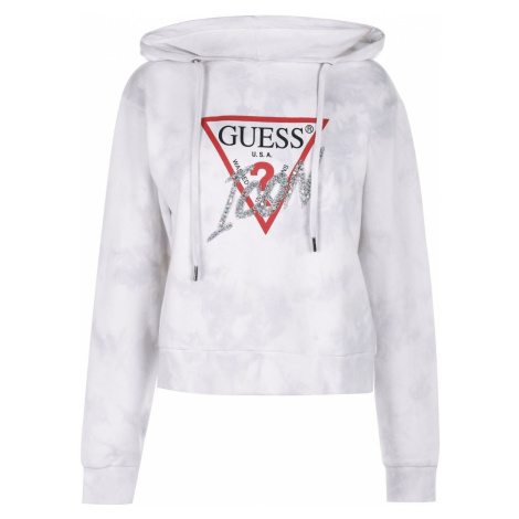 Guess Icon Tie Dye Hoodie