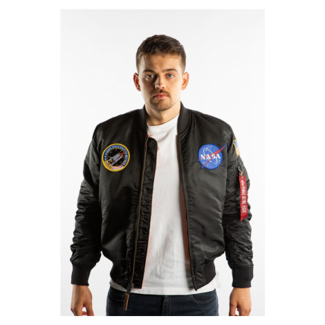 Kurtka Alpha Industries Ma-1 Vf Nasa 03