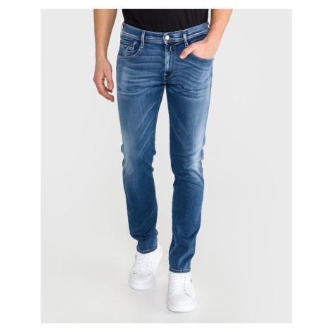 Replay Dżinsy męskie niebieski Jeans