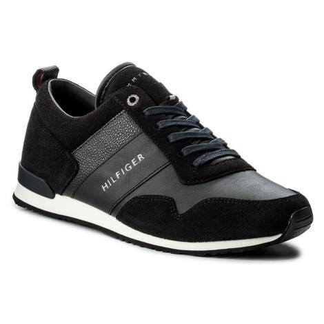 Sneakersy TOMMY HILFIGER - Maxwell 11C1 FM0FM00924 Midnight 403