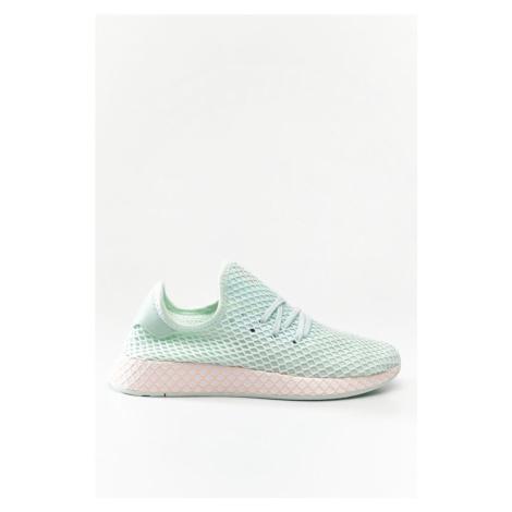 Buty adidas Deerupt Runner W Turquoise/footwear White/clear Orange
