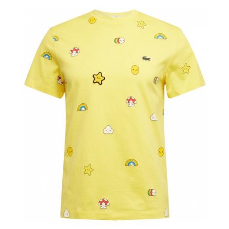 LACOSTE Koszulka żółty