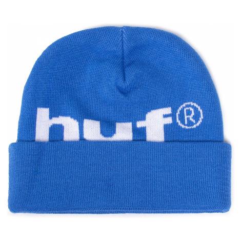Czapka HUF - 98 Logo Beanie BN00093 Dynamic Cobalt