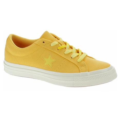 buty Converse One Star OX - 564153/Melon Baller/Butter Yellow