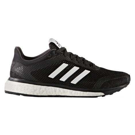 Adidas Response+ Run W Biało-Czarne