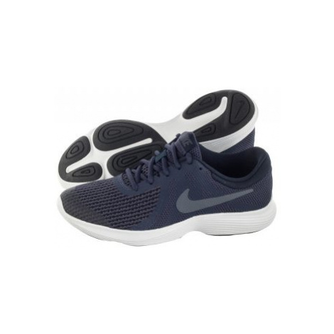 Buty do Biegania Revolution 4 (GS) 943309-501 (NI783-c) Nike