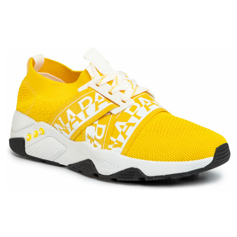 Sneakersy NAPAPIJRI - Leaf NP0A4ET7Y Freesia Yelow A71