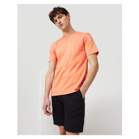 O'Neill Muir Koszulka Pomarańczowy