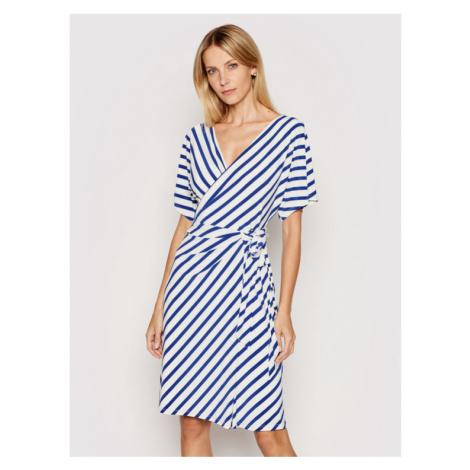 Lauren Ralph Lauren Sukienka codzienna 250830127001 Kolorowy Regular Fit