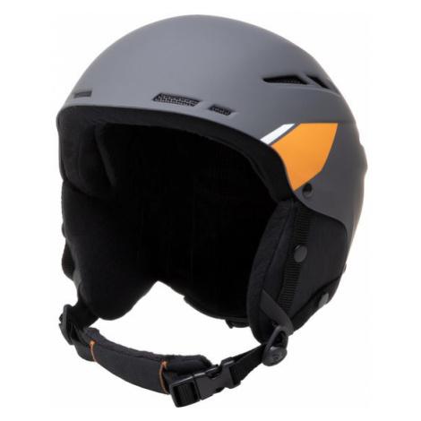 Quiksilver Kask narciarski Motion EQYTL03048 Szary