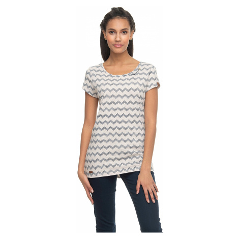 T-shirt Ragwear Mint Zig Zag - 6000/Beige