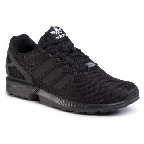 Buty adidas - Zx Flux J S82695 Cblack/Cblack/Cblack