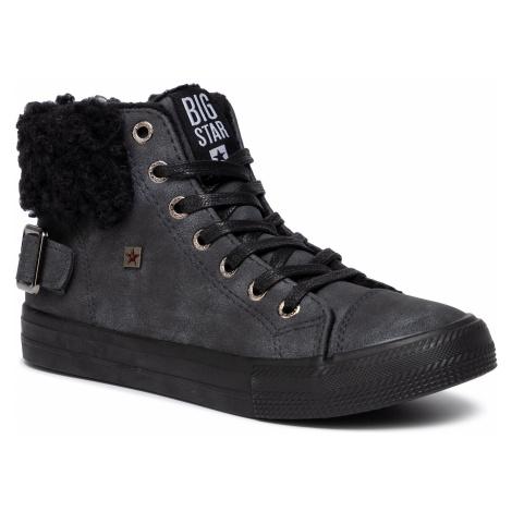 Sneakersy BIG STAR - EE274080 Black