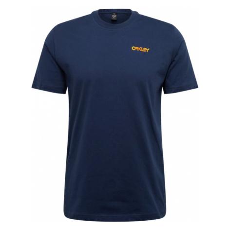 OAKLEY Koszulka 'IRIDIUM' niebieski