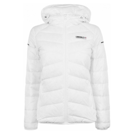 Lonsdale Light Down Jacket Ladies