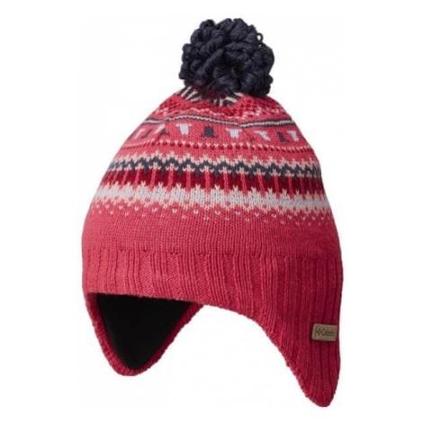 COLUMBIA czapka dziecięca Youth Winter Worn II Peruvian Cactus Pink