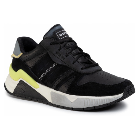 Sneakersy DIESEL - S-Brentha Flow Y02111 P2897 T8013 Black