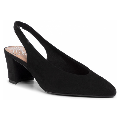 Sandały MARCO TOZZI - 2-29605-24 Black 001