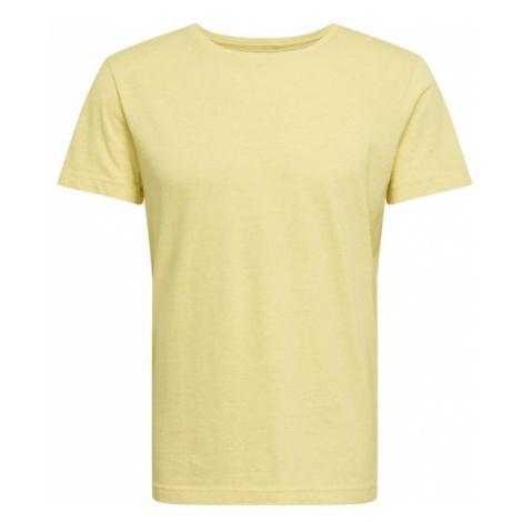 Banana Republic Koszulka 'SS SW ORGANIC CREW' złoty żółty