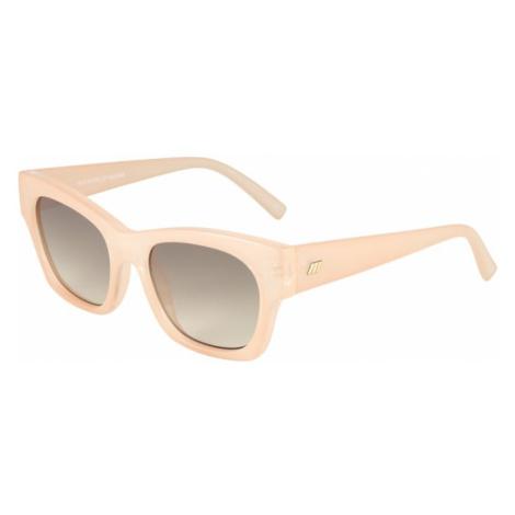 LE SPECS Okulary przeciwsłoneczne 'ROCKY' beżowy