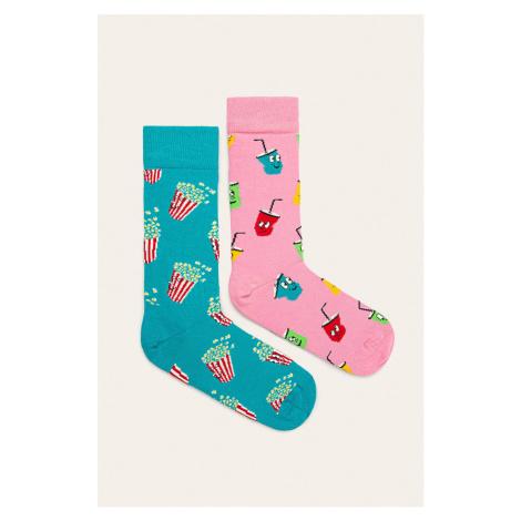 Happy Socks - Skarpetki Snacks Gift Box (2-pack)