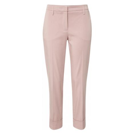 CINQUE Spodnie w kant 'CIHANNE' różowy pudrowy