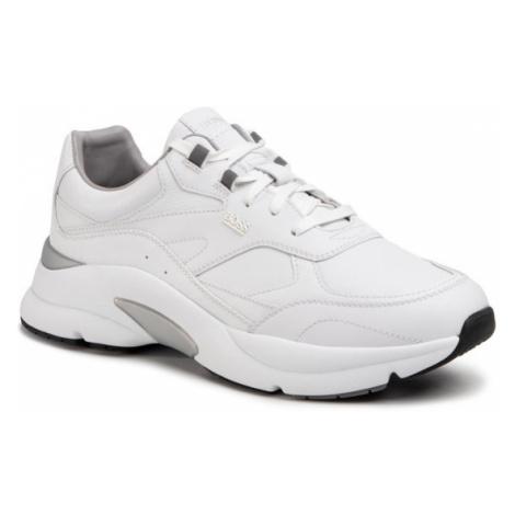 Boss Sneakersy Ardical 50447953 10214384 01 Biały Hugo Boss