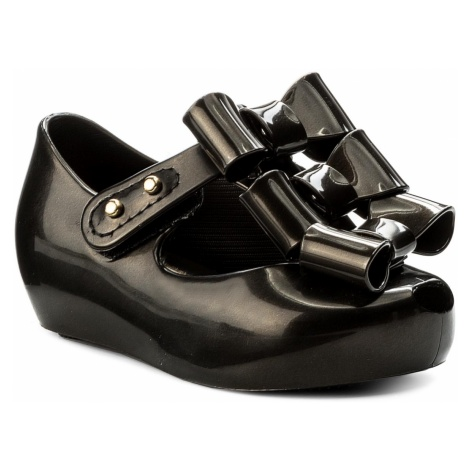 Półbuty MELISSA - Mini Melissa Ultragirl Triple 32335 Black Gold 06493