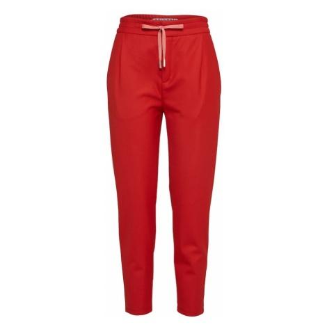 DRYKORN Spodnie 'Level' czerwony