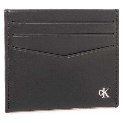 Etui na karty kredytowe CALVIN KLEIN JEANS - Cardcase 6Cc K50K506187 BDS