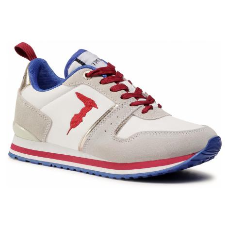 Sneakersy TRUSSARDI JEANS - 79A00549 W769