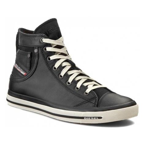 Sneakersy DIESEL - Exposure I Y00023 PR052 T8013 Black