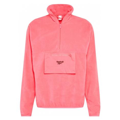 Reebok Classic Bluzka sportowa różowy