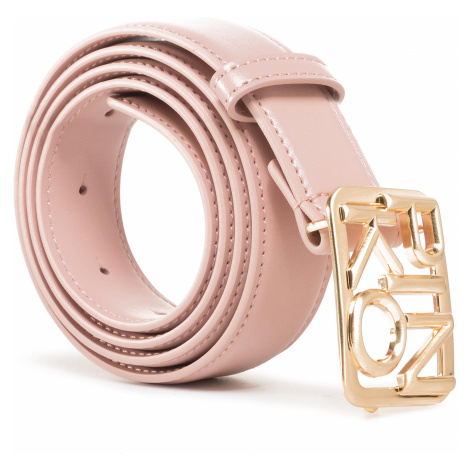 Pasek Damski PINKO - Fischio Small Simply Belt Al 20-21 PLT01 1H20S4 Y5FF Light Pink Q19
