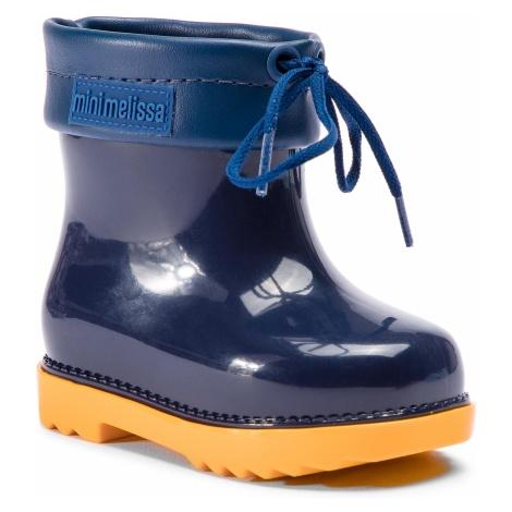 Kalosze MELISSA - Mini Melissa Rain Boot Bb 32424 Yellow/Blue 53404